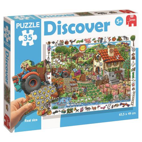 "Pusle ""Discover Farm"", 35 tk"