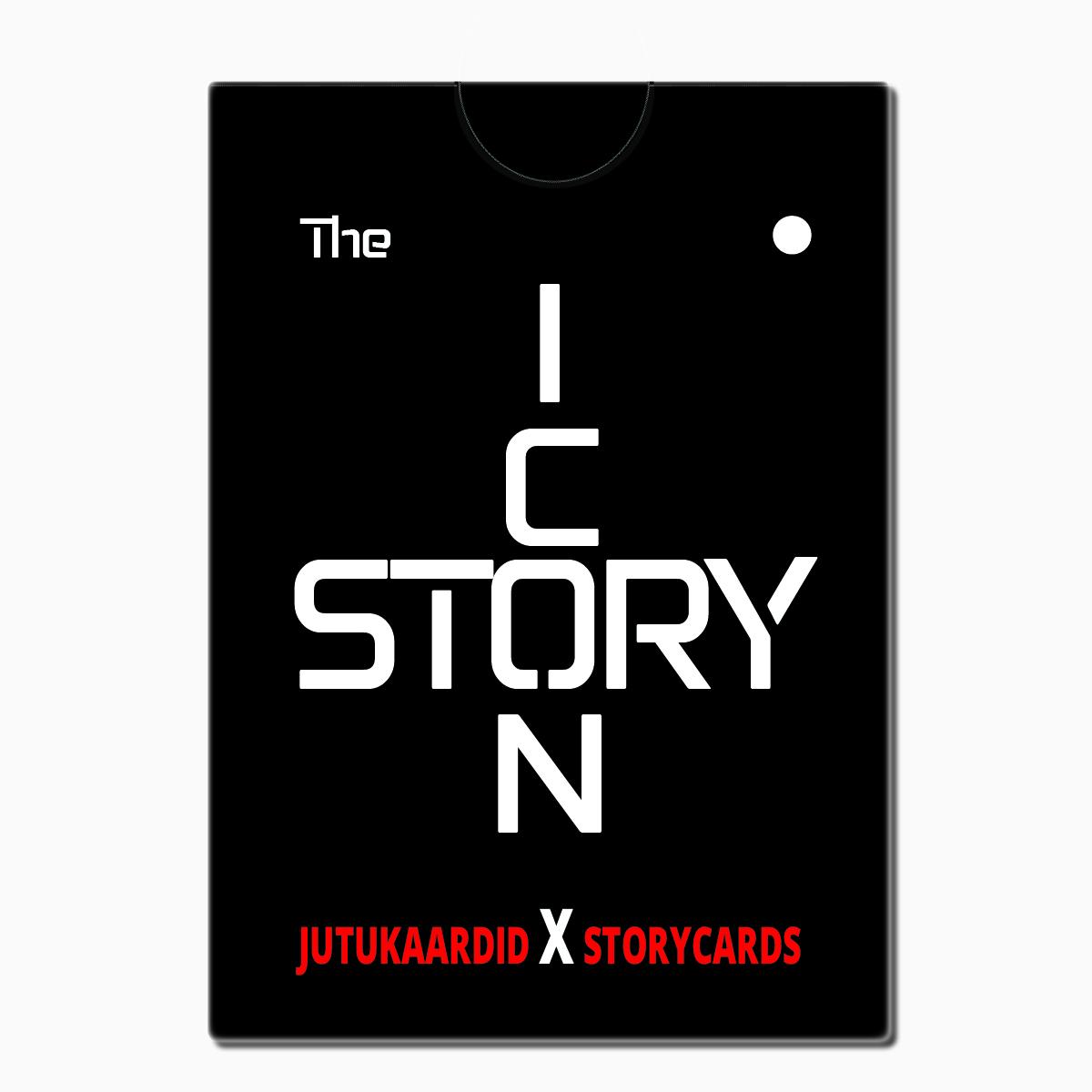 "Jutukaardid ""The Icon Story X"""
