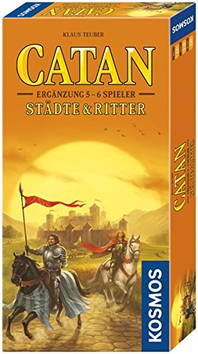 Catan – Cities & Knights 5-6 players