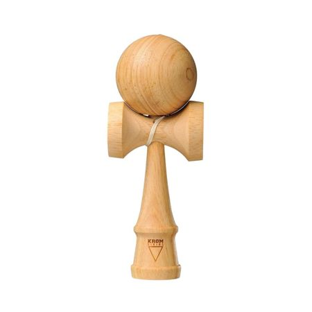 KROM Natural Wood kendama