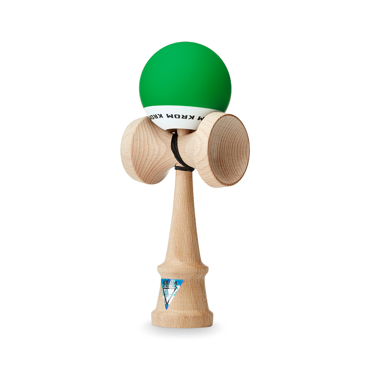 KROM POP Dark Green kendama