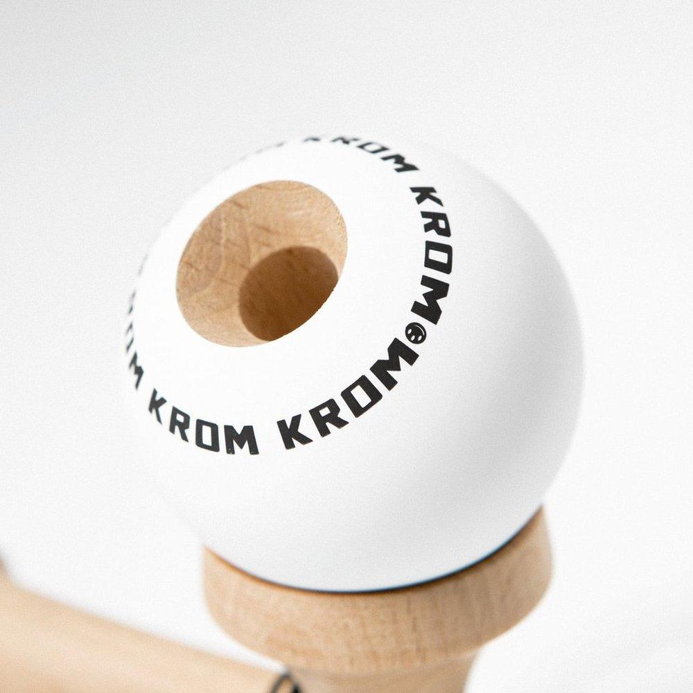 KROM POP White kendama