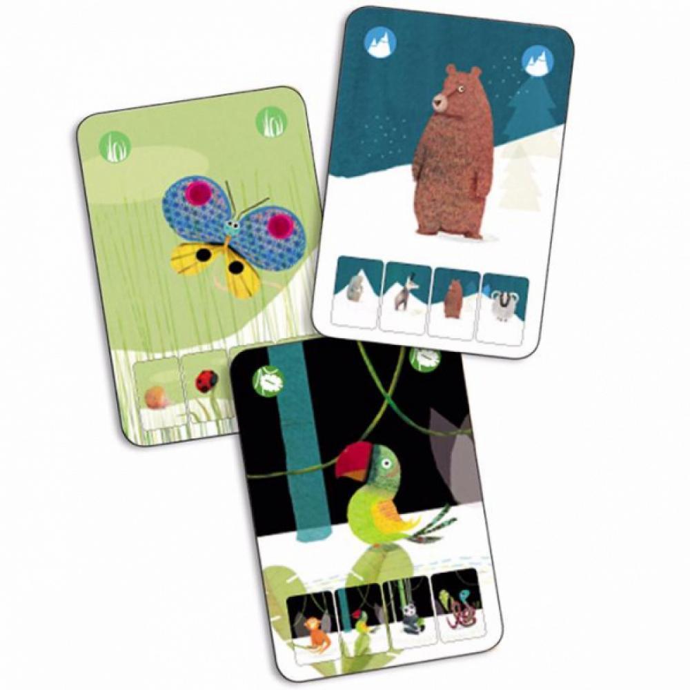 Card games - Mininature