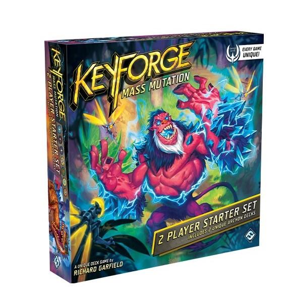KeyForge Mass Mutation Two Player Starter Set