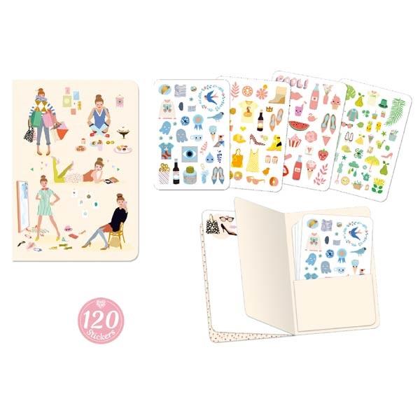 Stickers notebooks - Tinou stickers