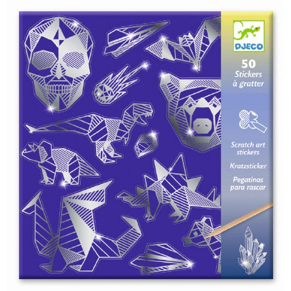 Small gifts - Scratch cards - Iron