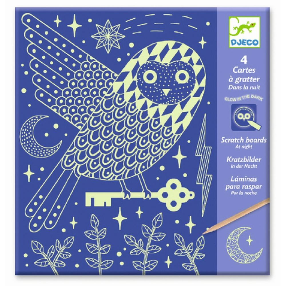 Small gifts - Scratch cards - At night