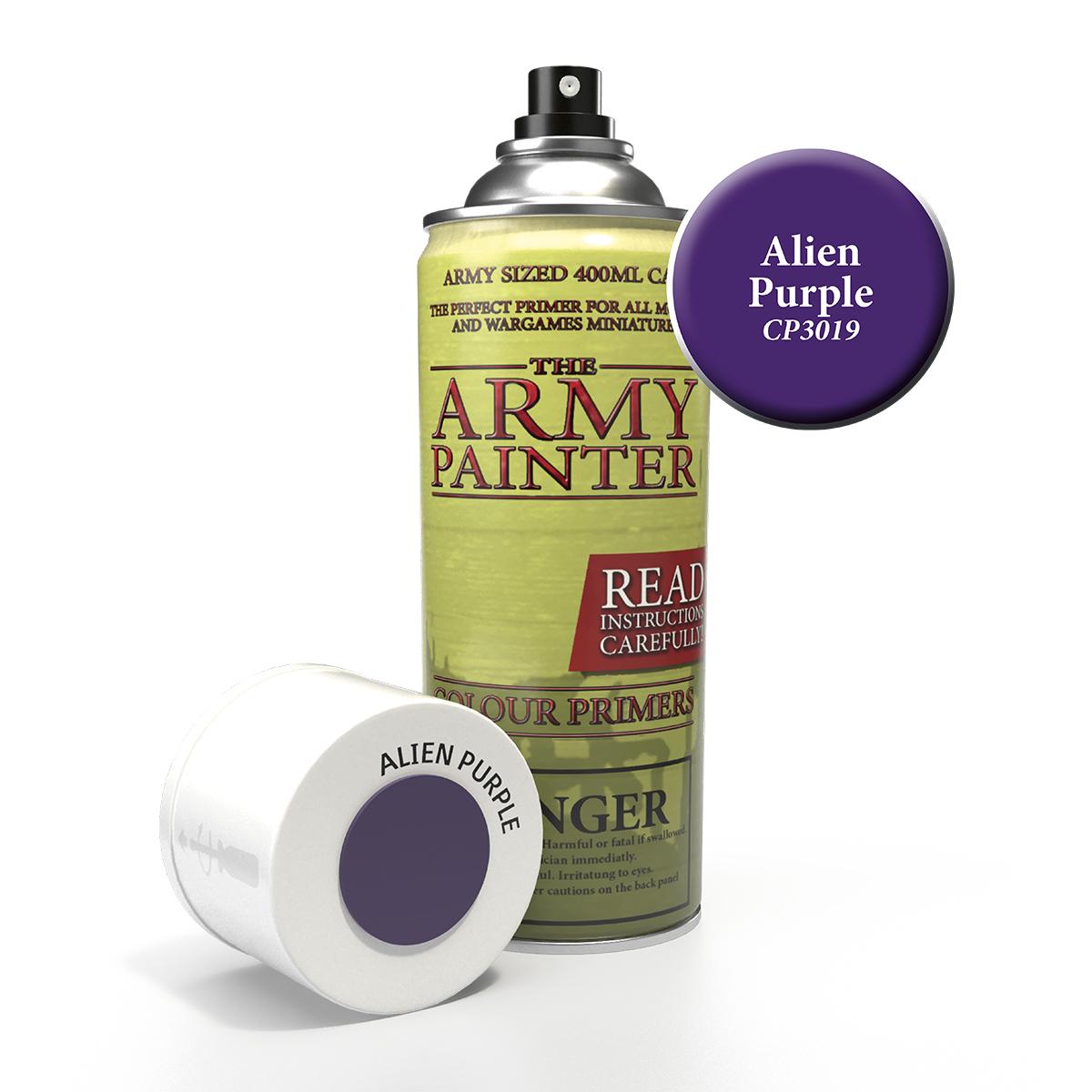 Kruntvärv - Alien Purple