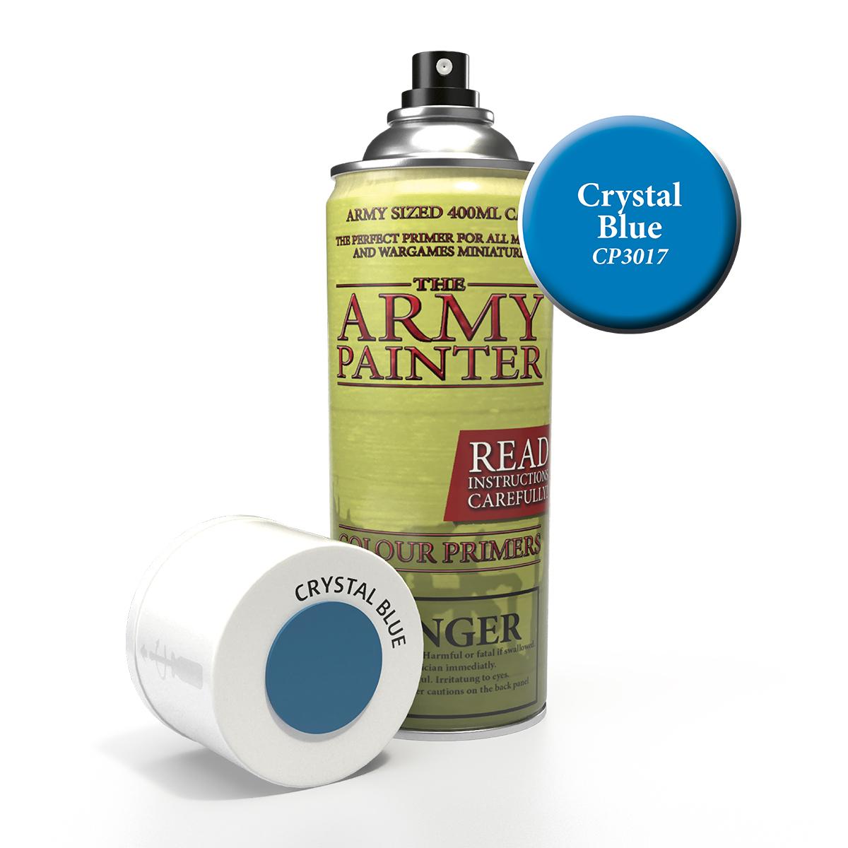 Kruntvärv - Crystal Blue