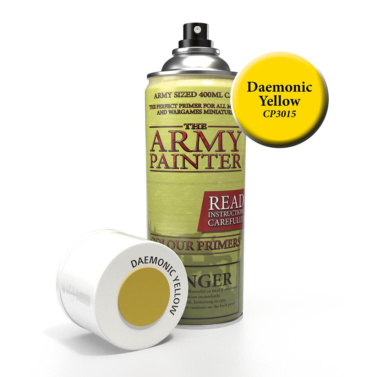 Kruntvärv - Daemonic Yellow