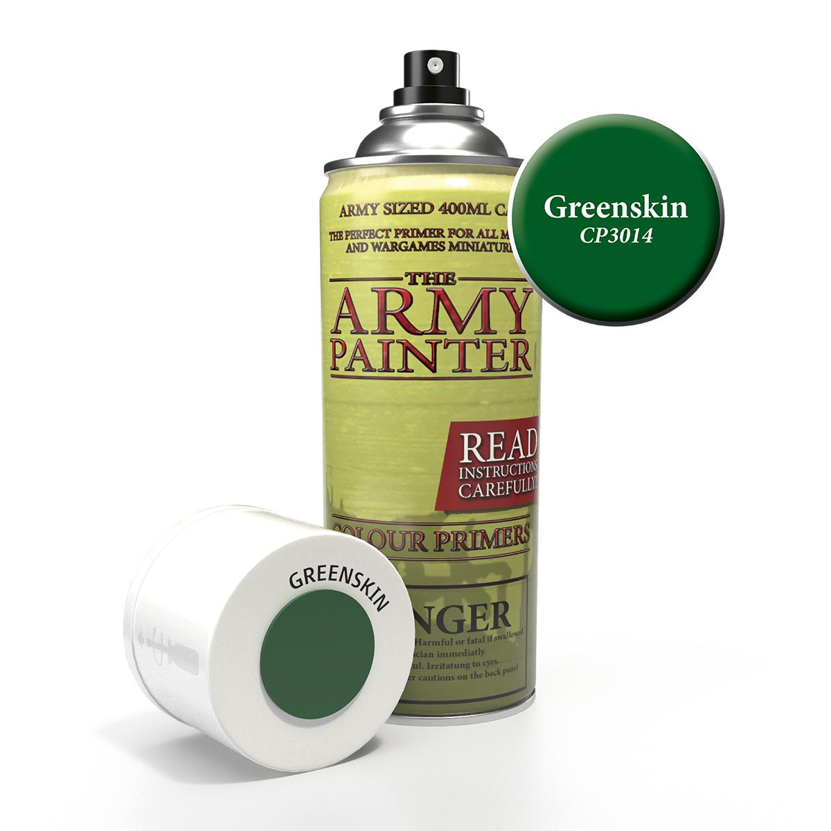 Kruntvärv - Greenskin