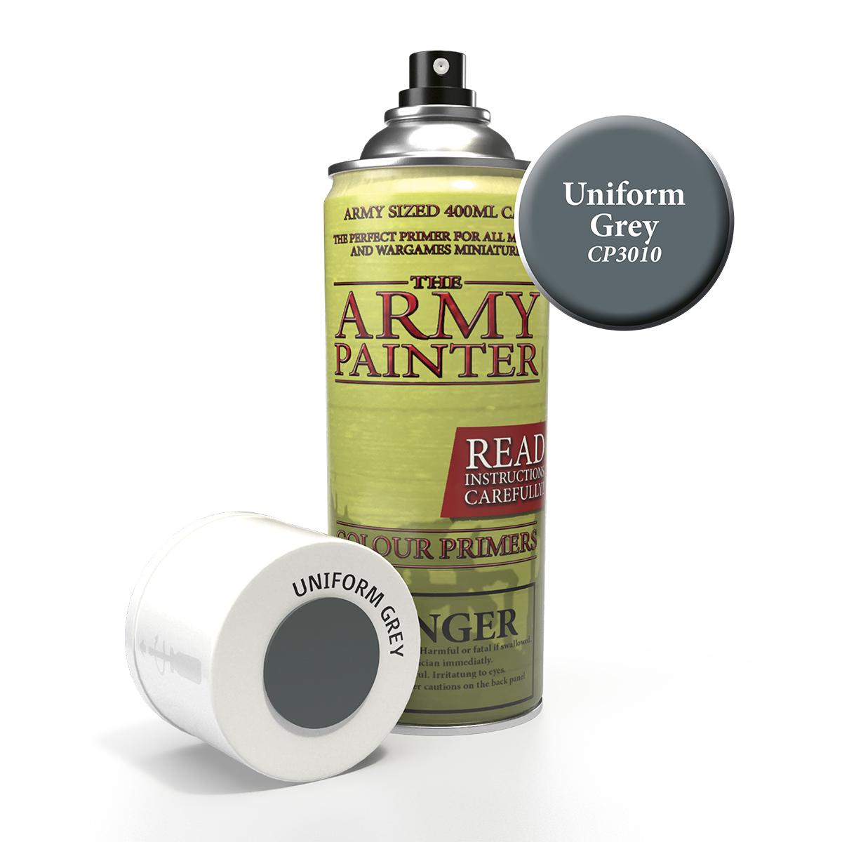 Kruntvärv - Uniform Grey
