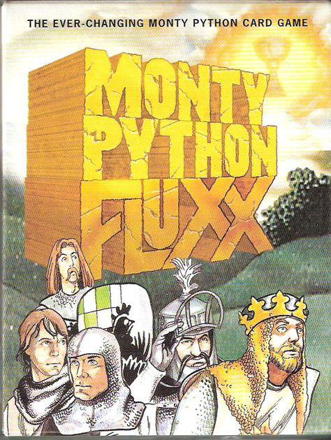 Fluxx Monty Python