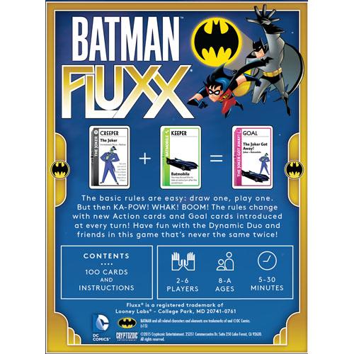 Fluxx Batman Fluxx