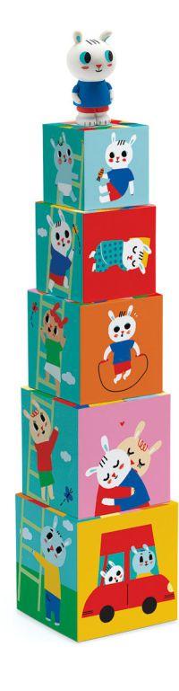 Blocks for infants - Bunnybloc - Spec