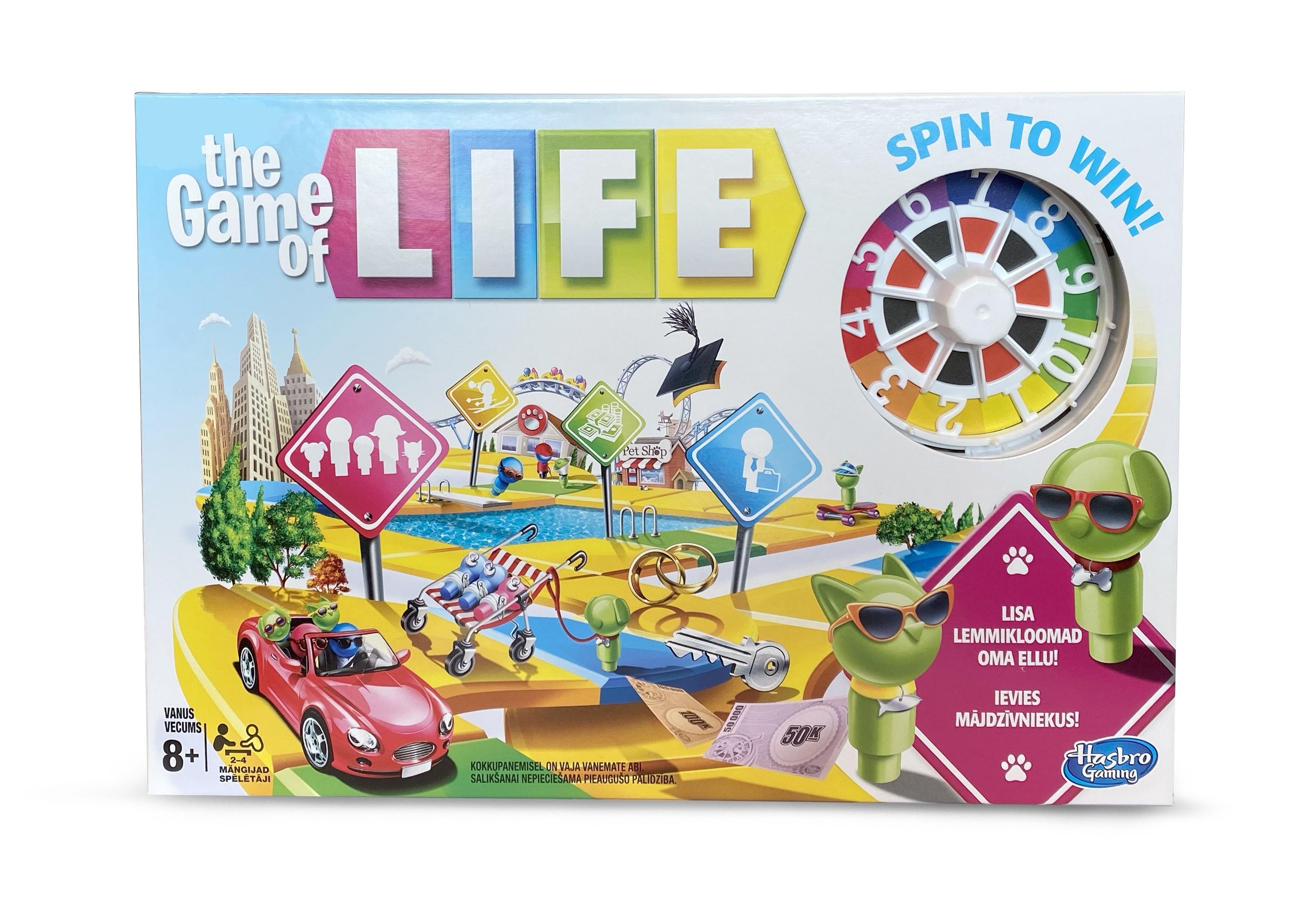 Game Of Life EST