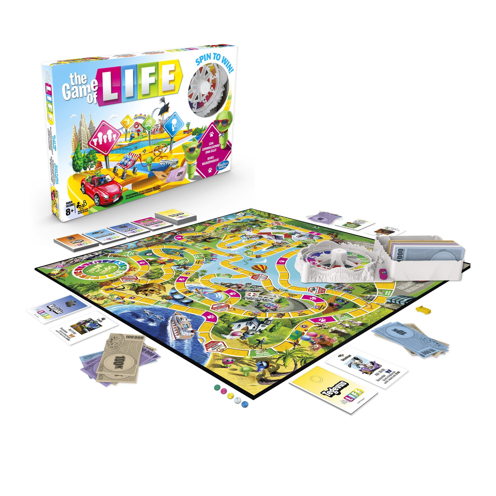Game Of Life RUS