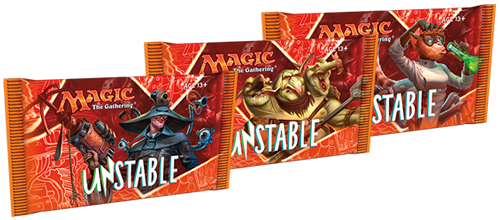 Magic Unstable Booster
