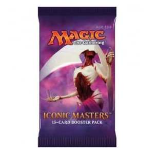Magic Iconic Masters Booster