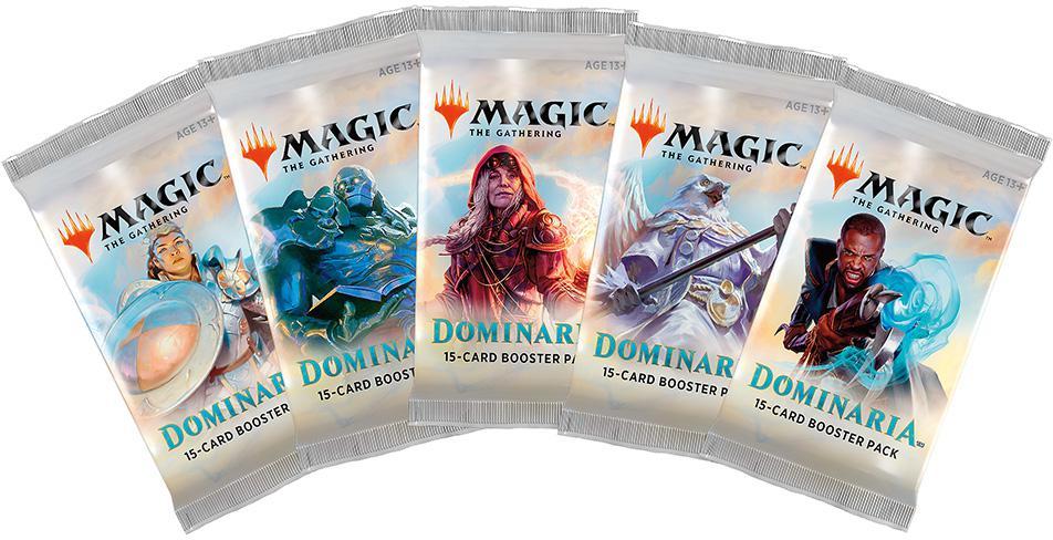 Magic Dominaria Booster