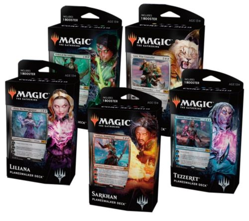 Magic Core 2019 Planeswalker Deck