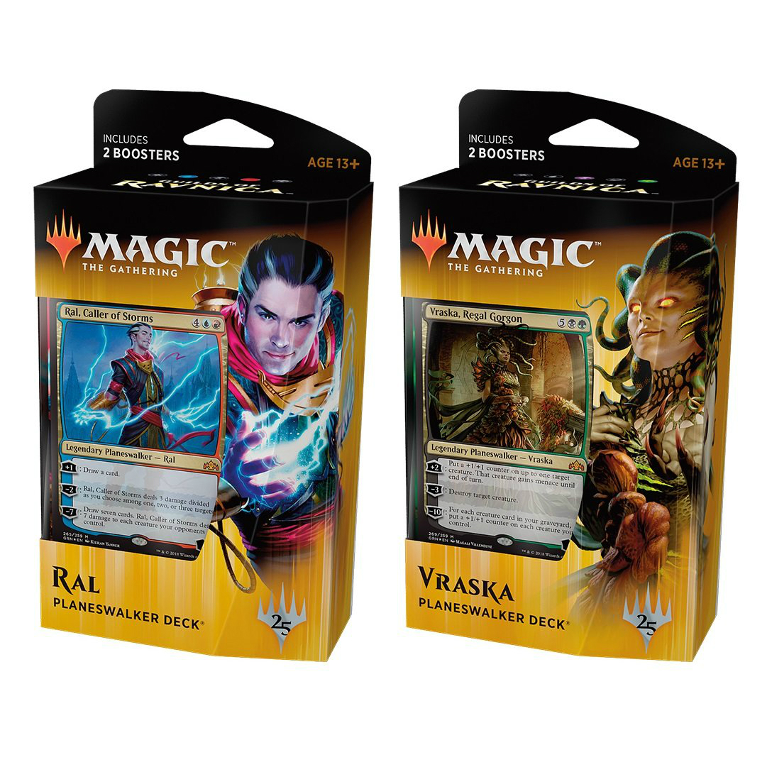 Magic Guilds of Ravnica Planeswalker Deck