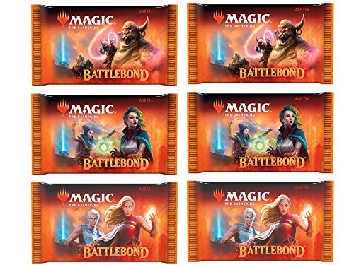 Magic Battlebond Booster