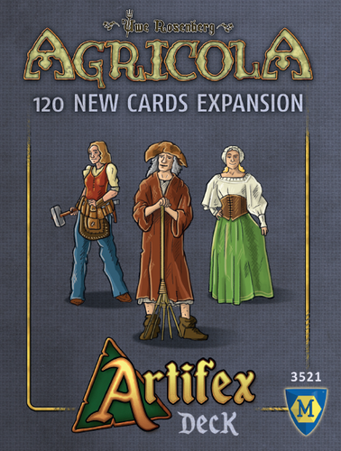 Agricola Hobby Deck 1 - Artifex