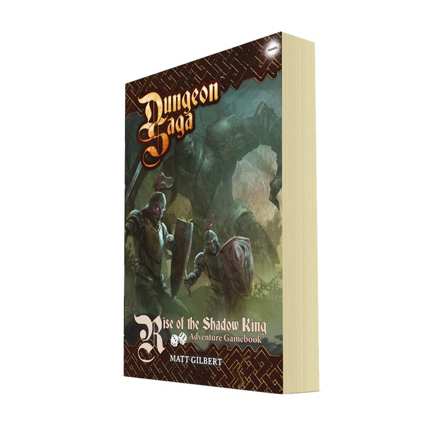 Dungeon Saga: RISE OF THE SHADOW KING
