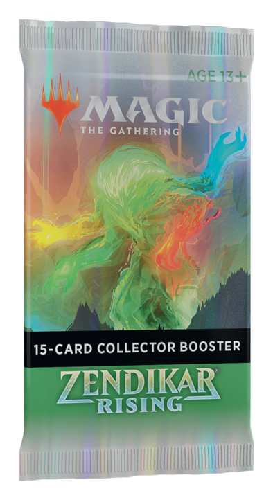 Magic Zendikar Rising Coll. Booster
