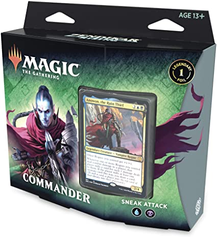Magic Zendikar Rising Commander Deck