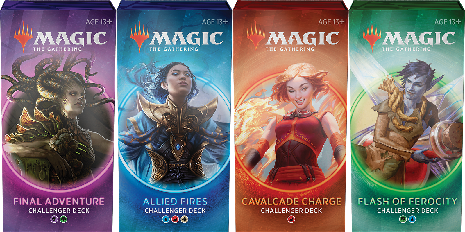 Magic the Gathering Challenger Deck 2020
