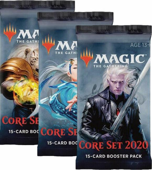 Magic the Gathering Core 2020 Booster