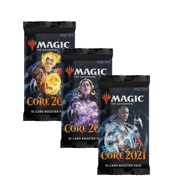 Magic the Gathering Core 2021 Booster