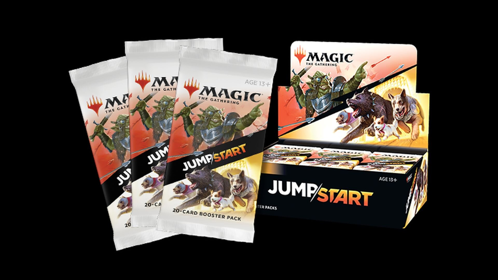 Magic the Gathering Core 2021 Jumpstart Booster