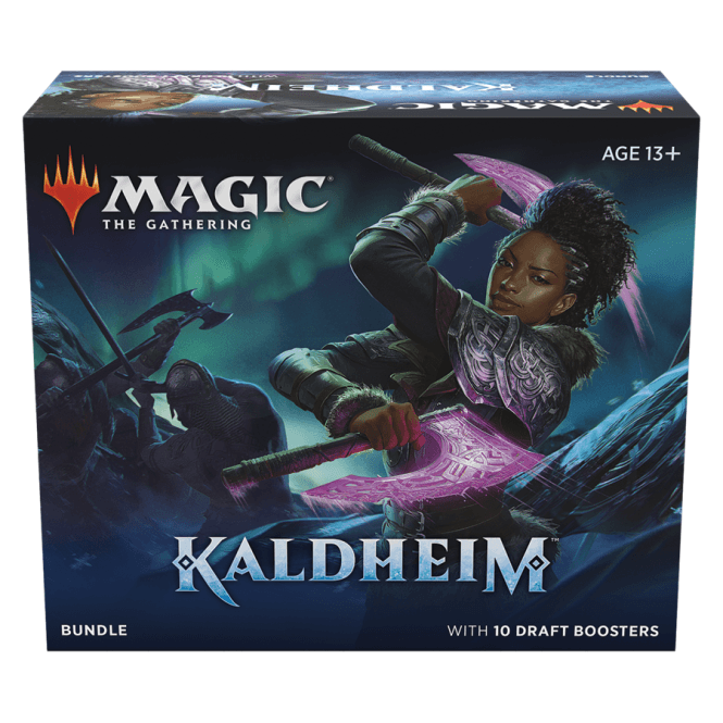 Magic the Gathering Kaldheim Bundle