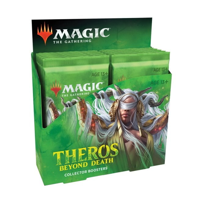 Magic the Gathering Theros Beyond Death Collectors Booster