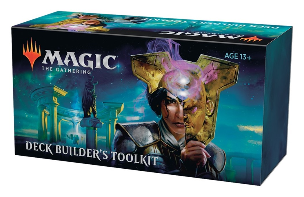 Magic the Gathering Theros Beyond Death Deck Builder´s Toolkit