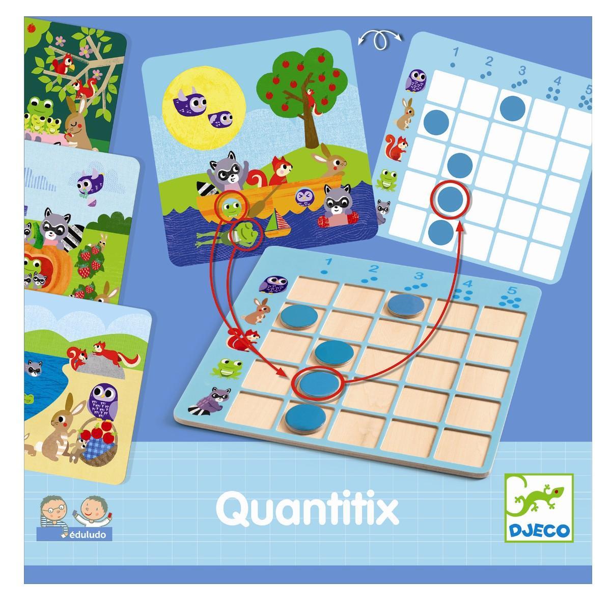 Eduludo - Quantitix