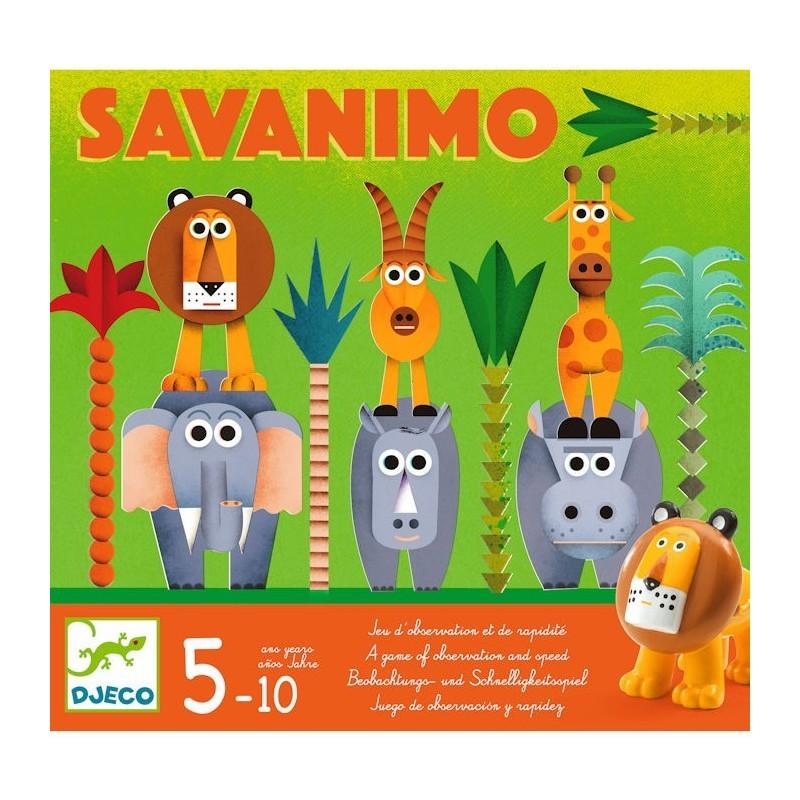 Games - Savanimo