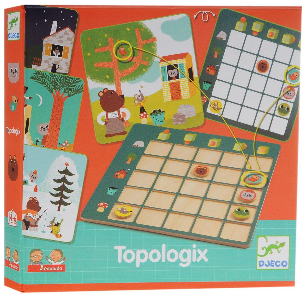 Eduludo - Topologix