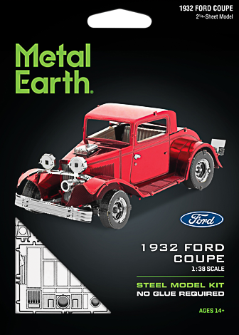 Metal Earth ''1932 Ford Coupe''