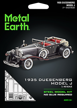 Metal Earth ''1935 Duesenberg Model J''