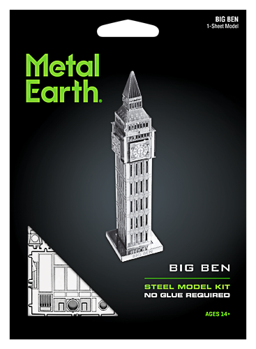 Metal Earth ''Big Ben Tower''