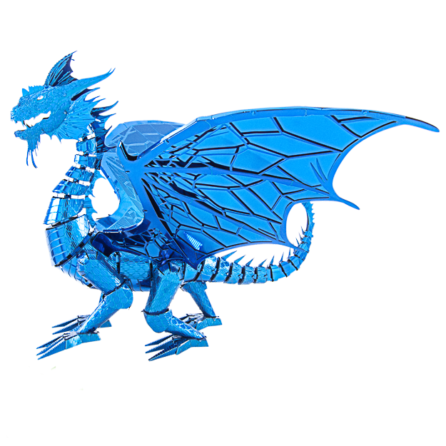 Metal Earth ''Blue Dragon''