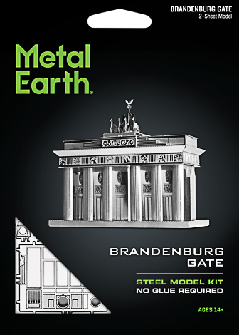 Metal Earth ''Brandenburg Gate''