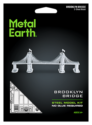 Metal Earth ''Brooklyn Bridge''