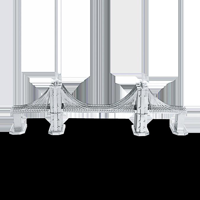 Metal Earth ''Brooklyn Bridge''