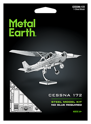 Metal Earth ''Cessna 172''