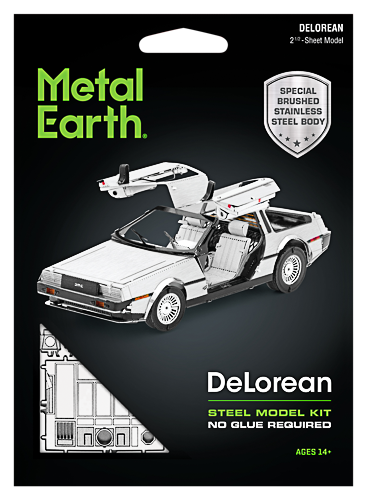Metal Earth ''DeLorean''